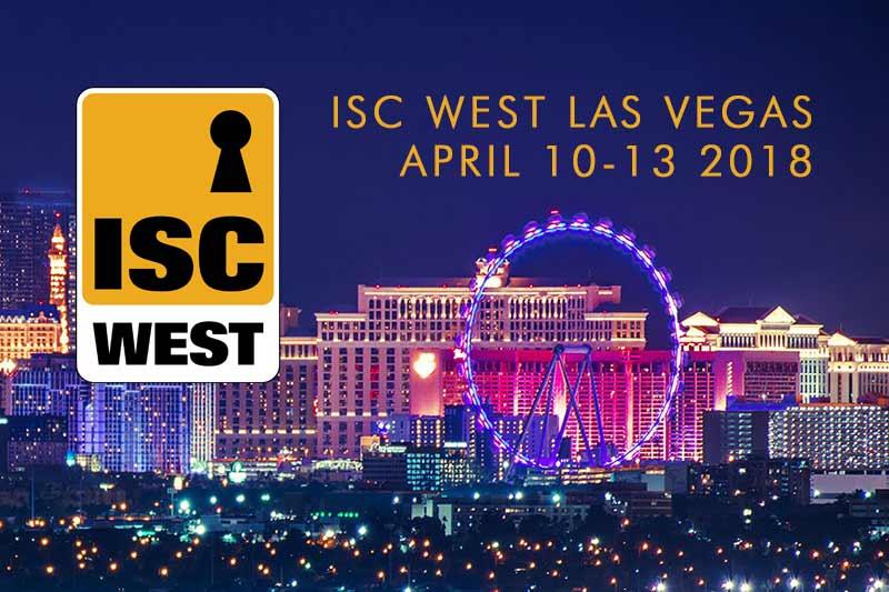 ISC West 2018 Banner