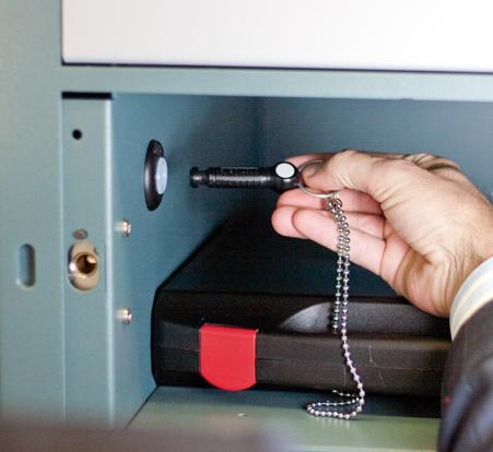 evidence locker