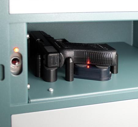 weapon locker