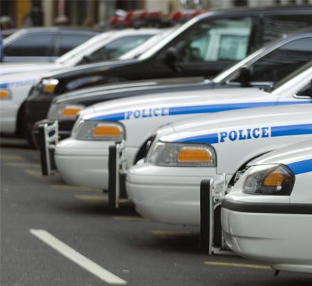 Police Cars - Law Enforcement