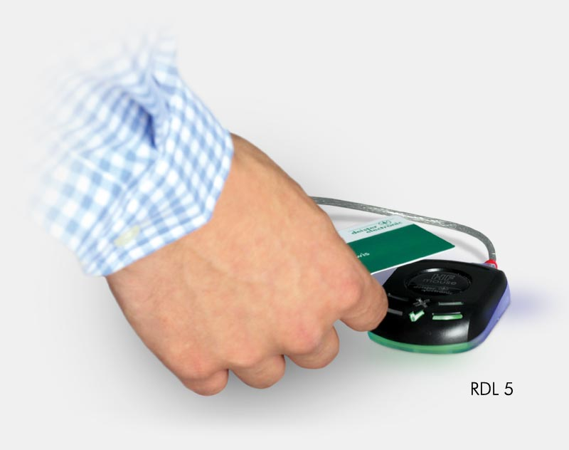 RDL 5 RFID Mouse