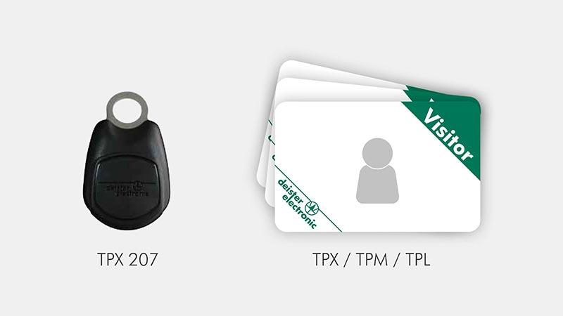 TPX 207 and TPX/TPM/TPL Transponder